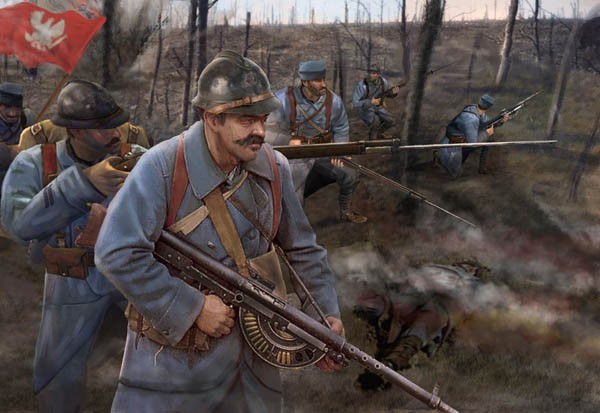 Strelets-R M130 Polish Infantry WWI