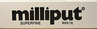 Milliput 3 super fine white