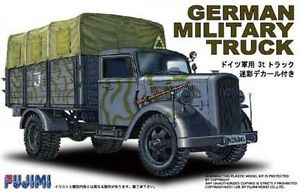 FUJIMI 72227 Camion Militaire Allemand