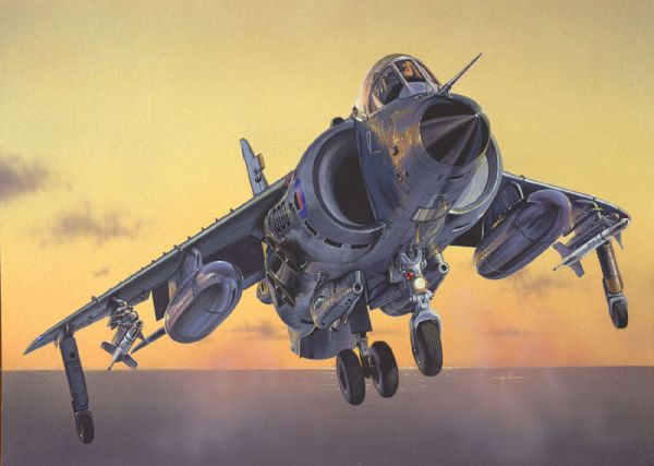 ITALERI 1236 FRS.1 Sea Harrier