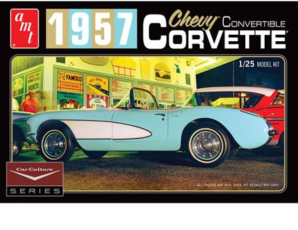 AMT 1016 Chevy Corvette C.