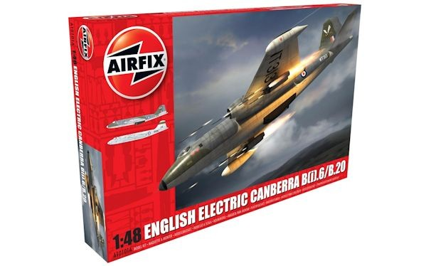 AIRFIX 010101A English Electric Canberra B2/B20
