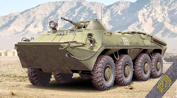 ACE 72164 BTR-70 (early production series)
