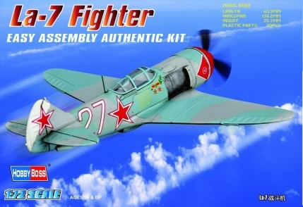 Hobby Boss 80236 LA-7 Fighter