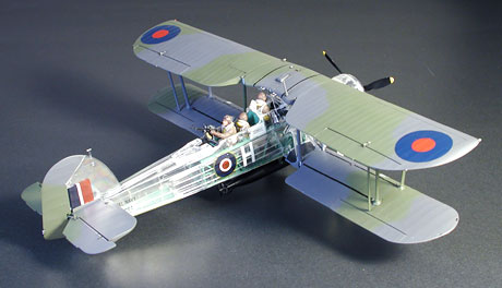 Tamiya 61079 Swordfish Transparent