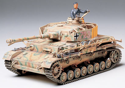 Tamiya 35181 GERMAN PANZER IV TYPE J
